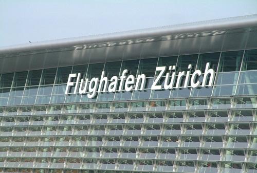 Zürich Airport 500x338